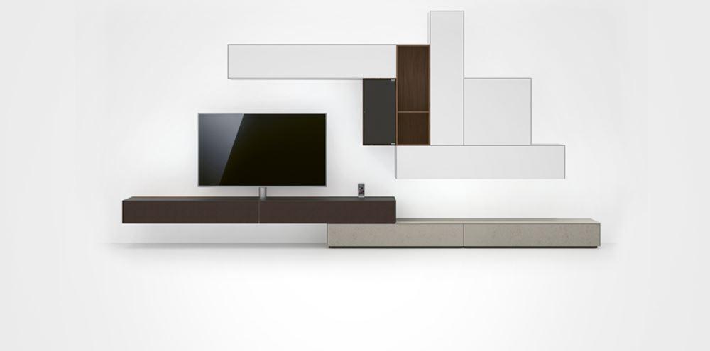Flatscreen Audio Tv Meubel Design.Meubelen